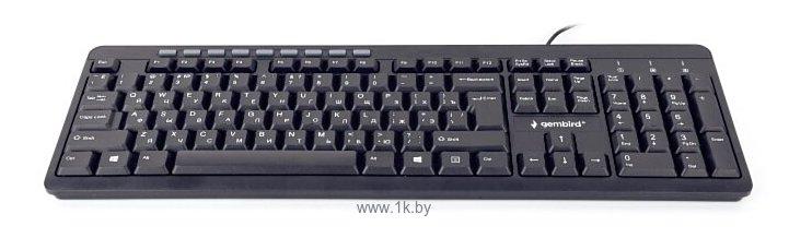 Фотографии Gembird KB-UM-106-RU Black USB
