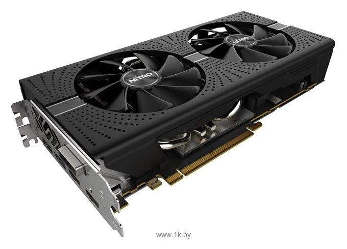 Фотографии Sapphire Nitro+ Radeon RX 580 1411Mhz PCI-E 3.0 8192Mb 8000Mhz 256 bit DVI 2xHDMI HDCP