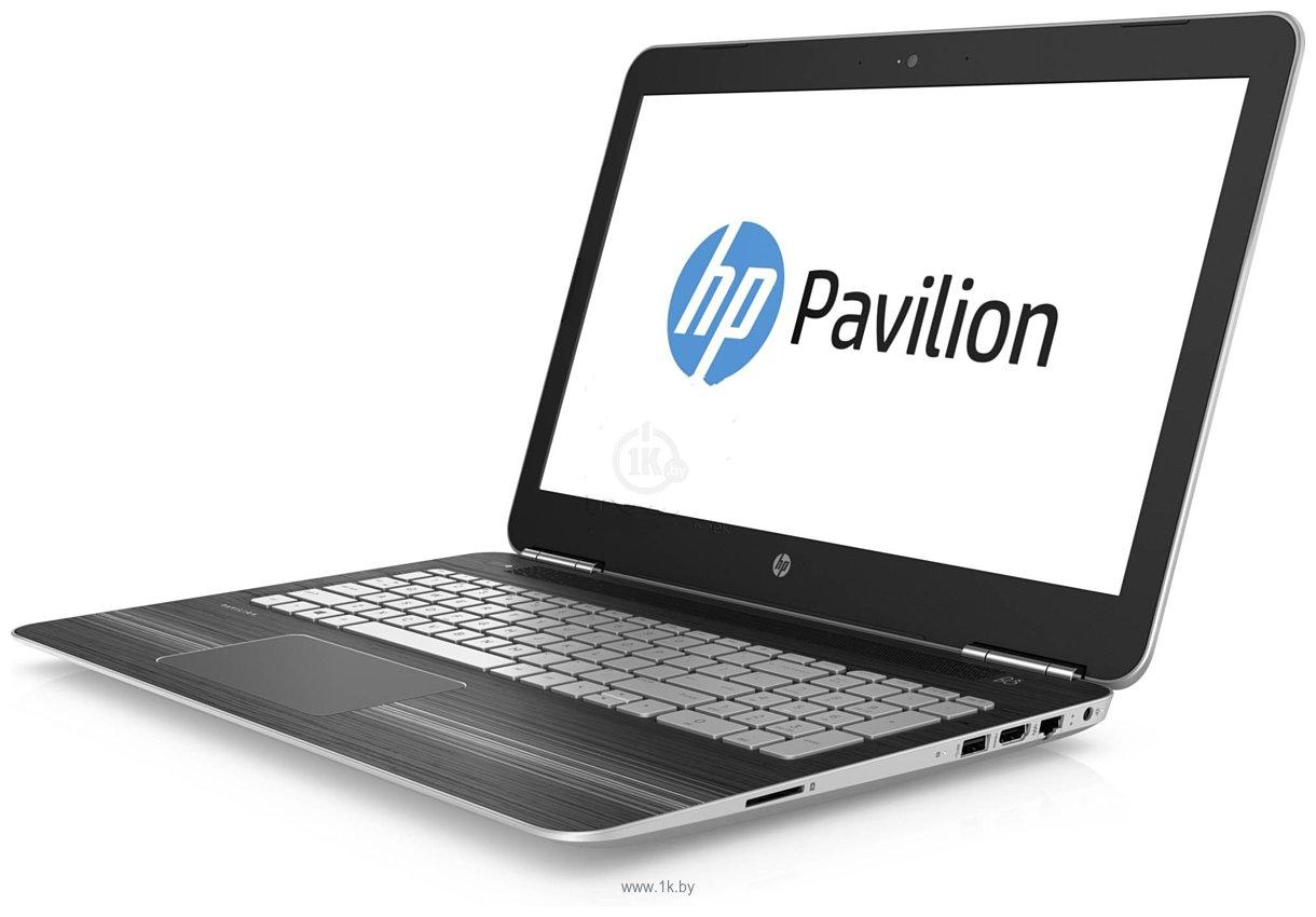 Фотографии HP Pavilion 15-bc018nt (1BV34EA)