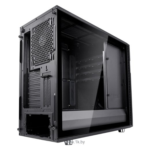 Фотографии Fractal Design Define R6 TG Blackout Edition Black