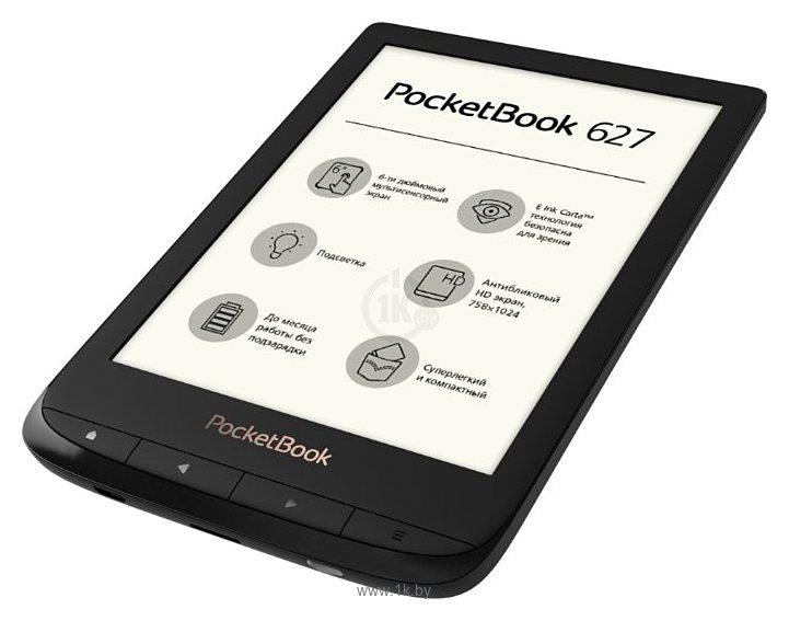 Фотографии PocketBook 627