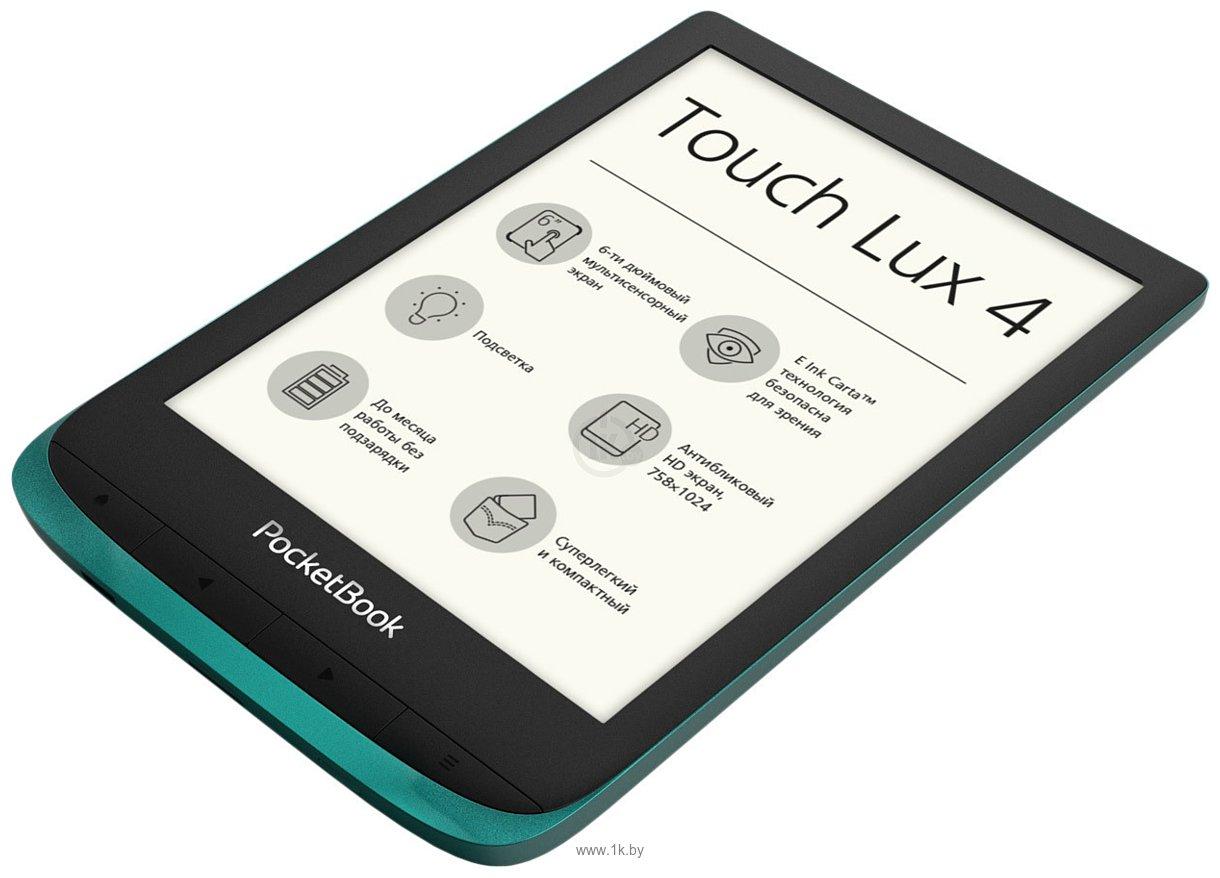 Фотографии PocketBook 627 Touch Lux 4