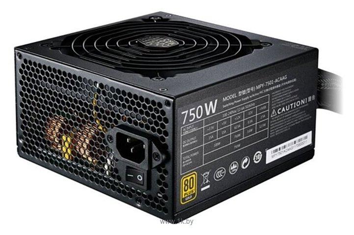 Фотографии Cooler Master MWE White 230V V2 750W