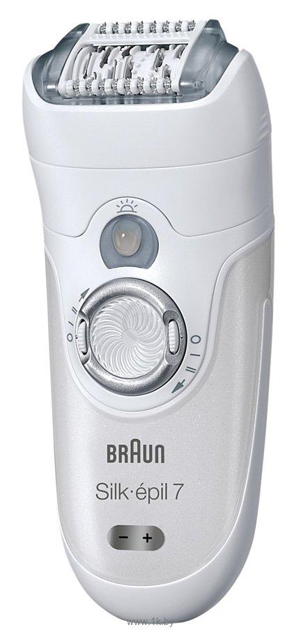 Фотографии Braun 7561 Silk-epil 7