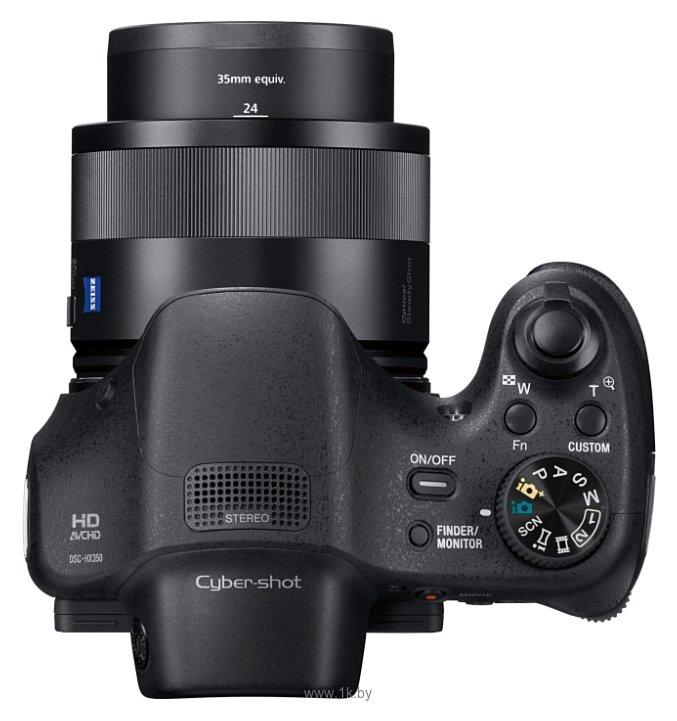 Фотографии Sony Cyber-shot DSC-HX350