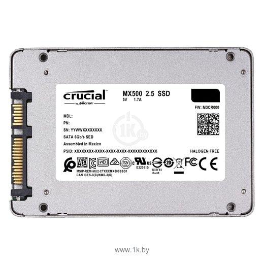 Фотографии Crucial CT1000MX500SSD1