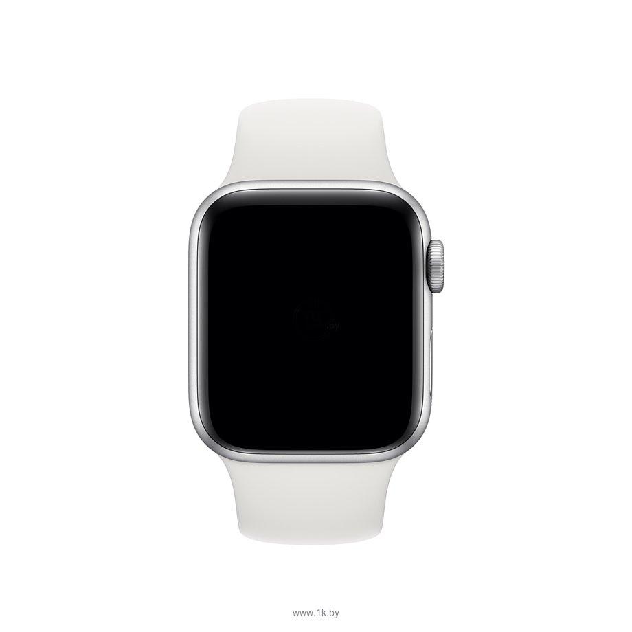 Фотографии Apple спортивный 40 мм (белый) MTP52ZM