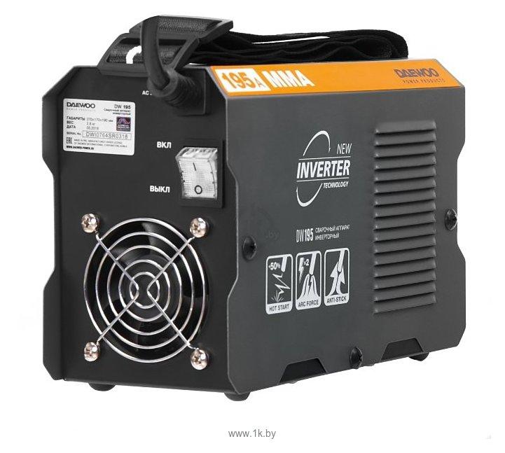 Фотографии Daewoo Power Products DW 195