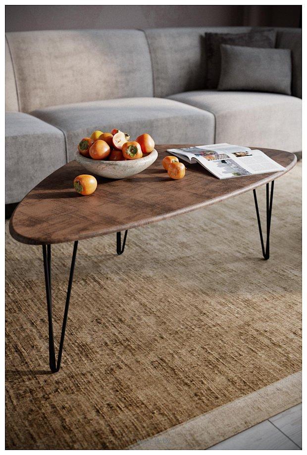 Фотографии Калифорния мебель Престон (браун)