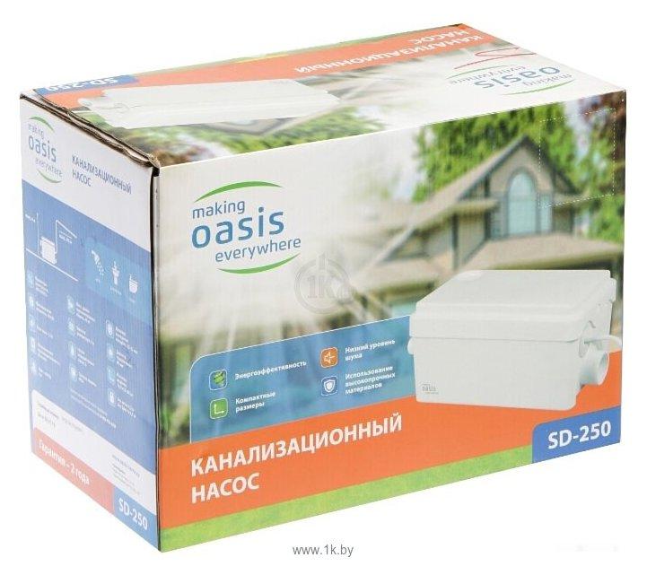 Фотографии Oasis SD-250