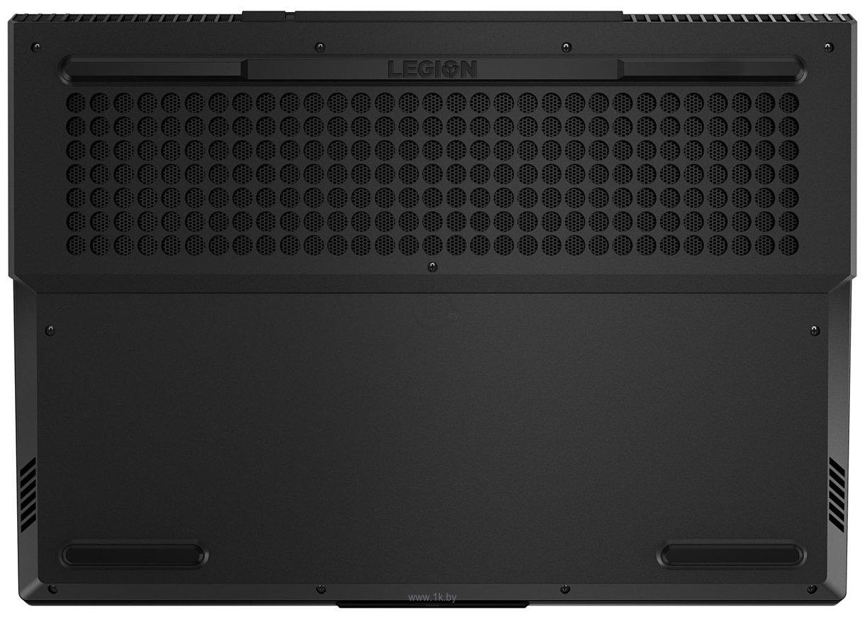 Фотографии Lenovo Legion 5 15ARH05H (82B500CPGE)