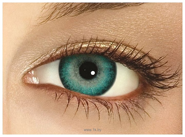 Фотографии Ciba Vision FreshLook Dimensions -0.5 дптр 8.6 mm (синий)
