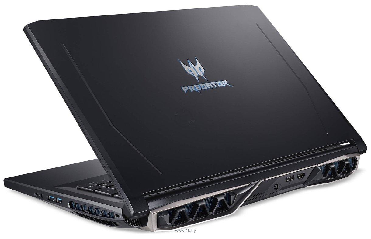 Фотографии Acer Predator Helios 500 PH517-51-706N (NH.Q3NER.005)