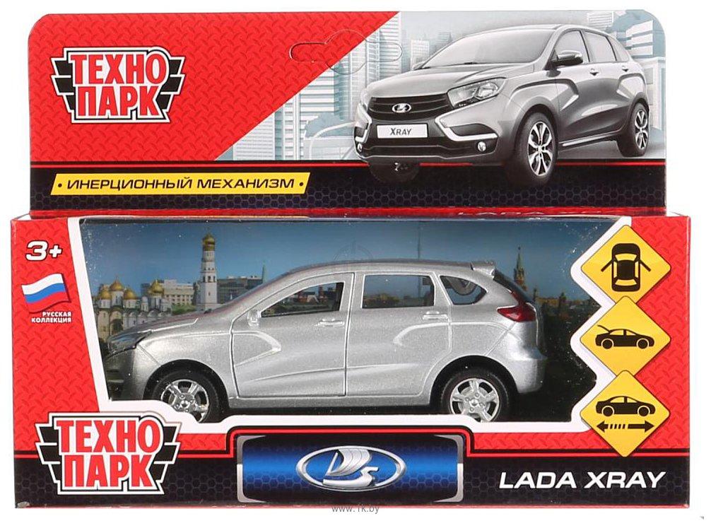 Фотографии Технопарк Lada Xray XRAY-SL