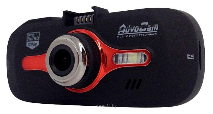 Фотографии AdvoCam FD8 Red-II (GPS+ГЛОНАСС)