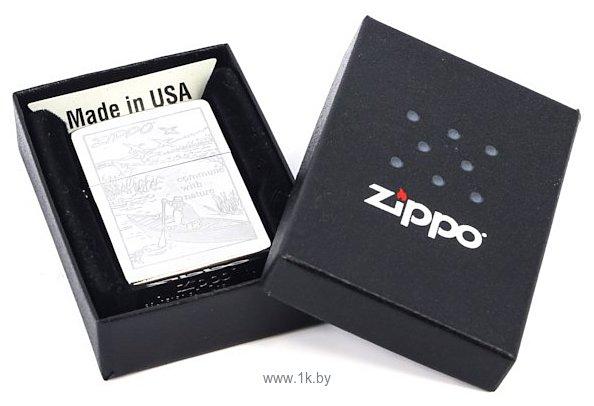 Фотографии Zippo 200 Row Boat