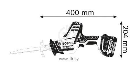Фотографии Bosch GSA 18 V-LI C (06016A5001)