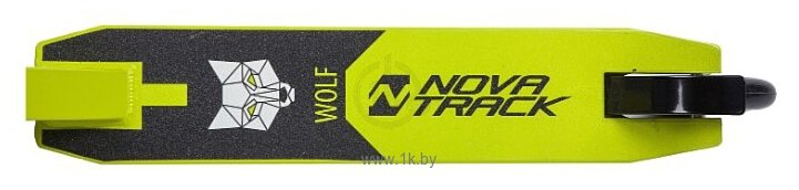 Фотографии Novatrack Wolf (110P.WOLF.BGN9)