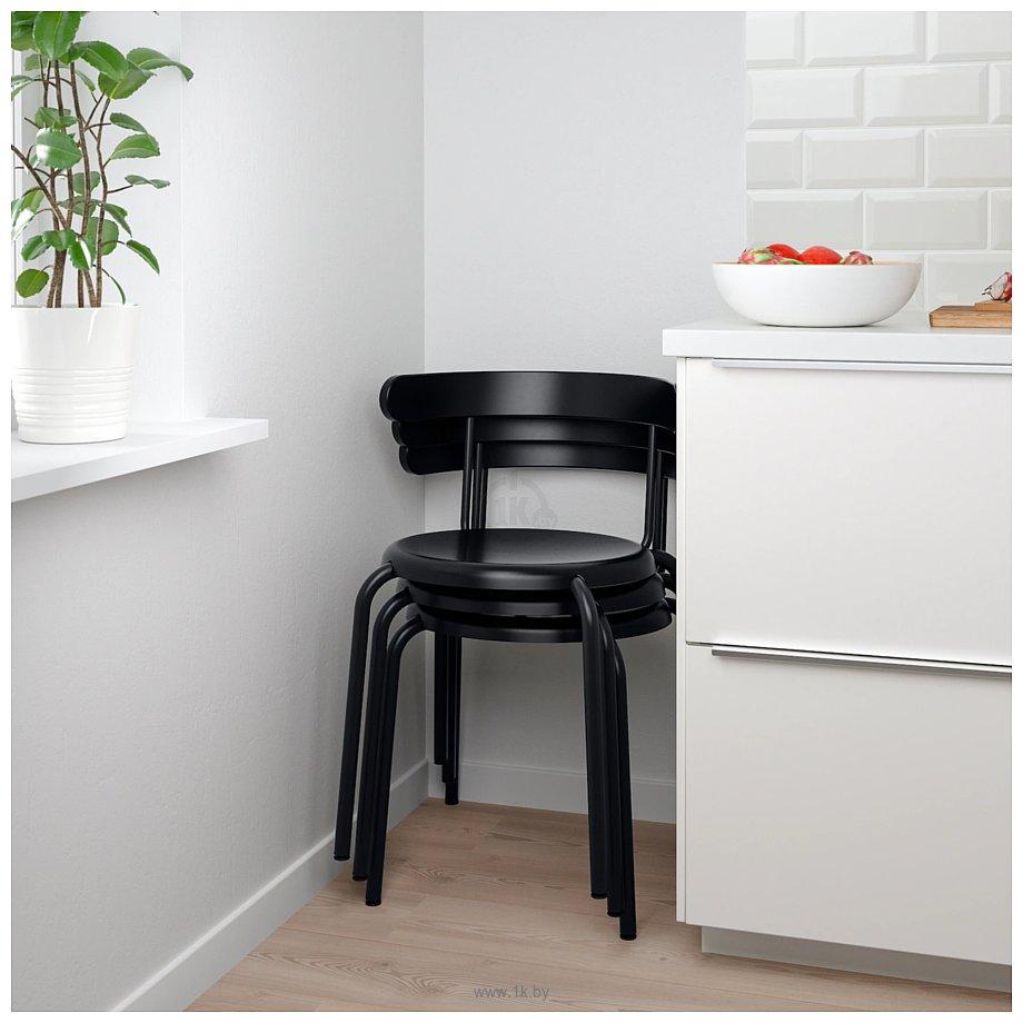 Фотографии Ikea Ингвар (антрацит) 704.176.32