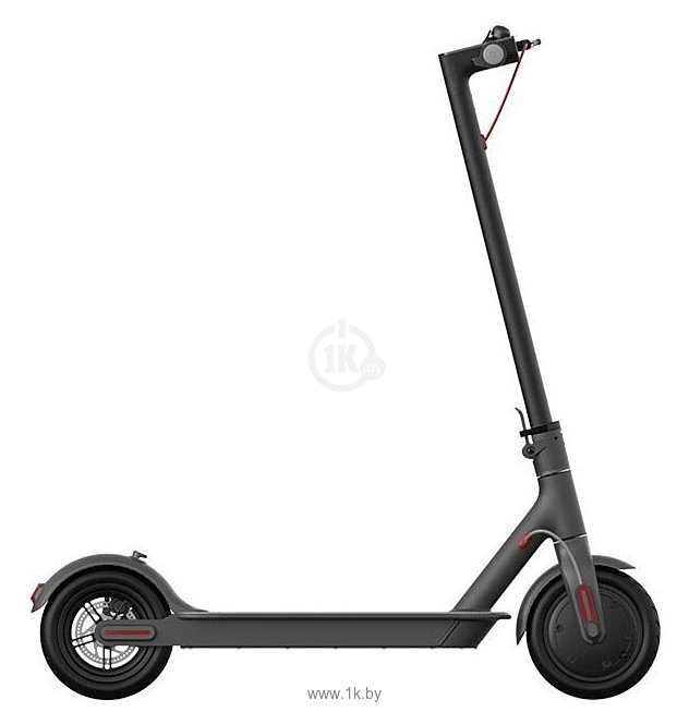 Фотографии Xiaomi Mi Electric Scooter 1S