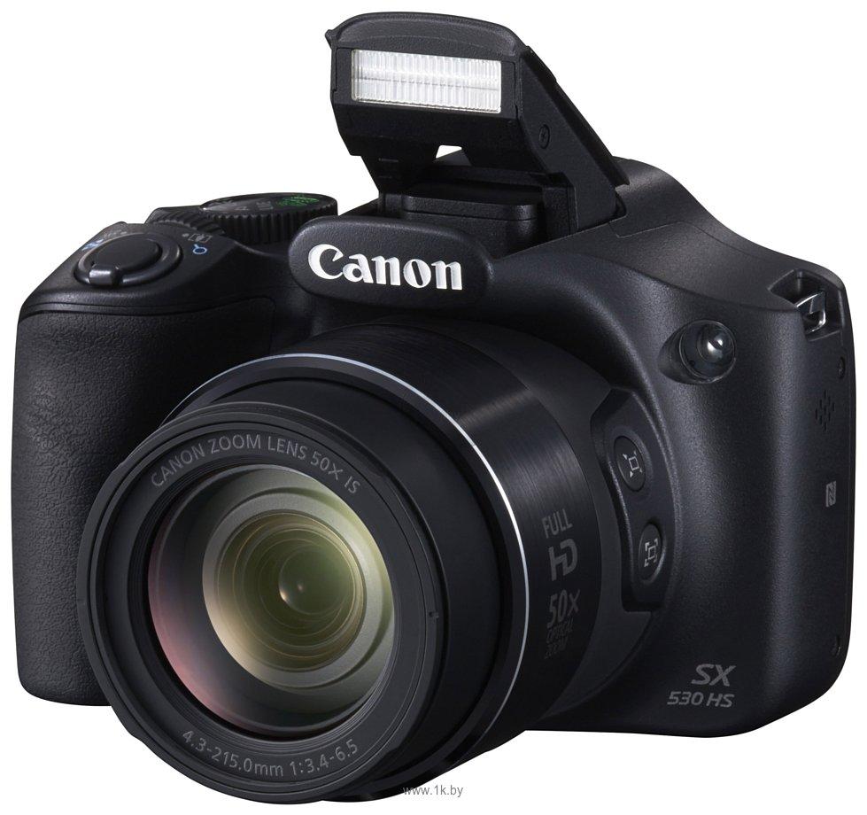 Фотографии Canon PowerShot SX530 HS