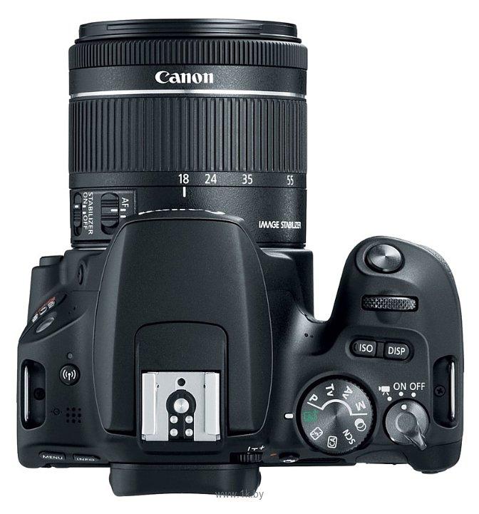 Фотографии Canon EOS 200D Kit