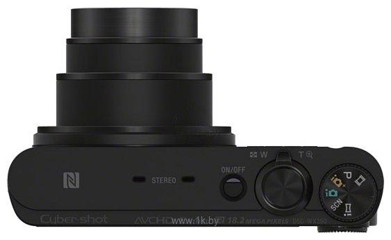 Фотографии Sony Cyber-shot DSC-WX350