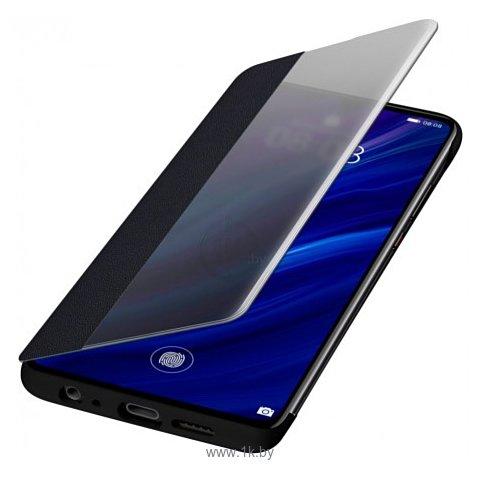 Фотографии Huawei Smart View Flip Cover для Huawei P30 (черный)