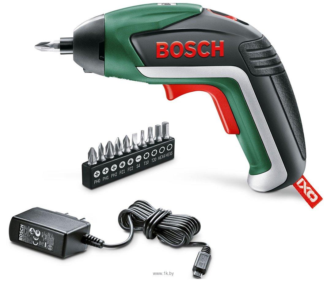 Фотографии Bosch IXO V basic (06039A8020)
