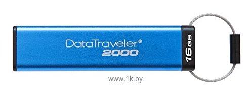 Фотографии Kingston DataTraveler 2000 16GB