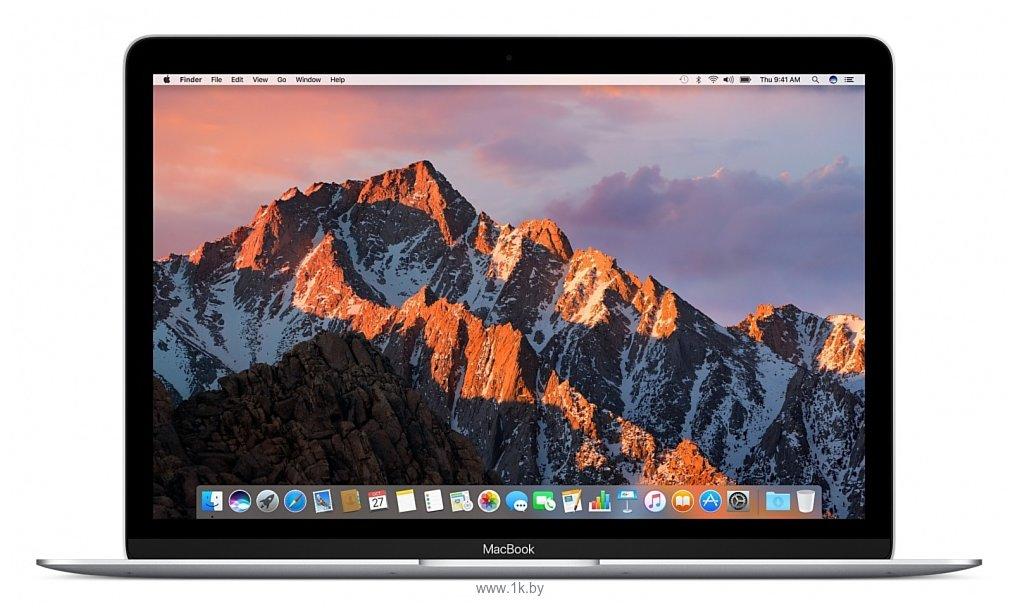 Фотографии Apple MacBook (2017) (MNYJ2)