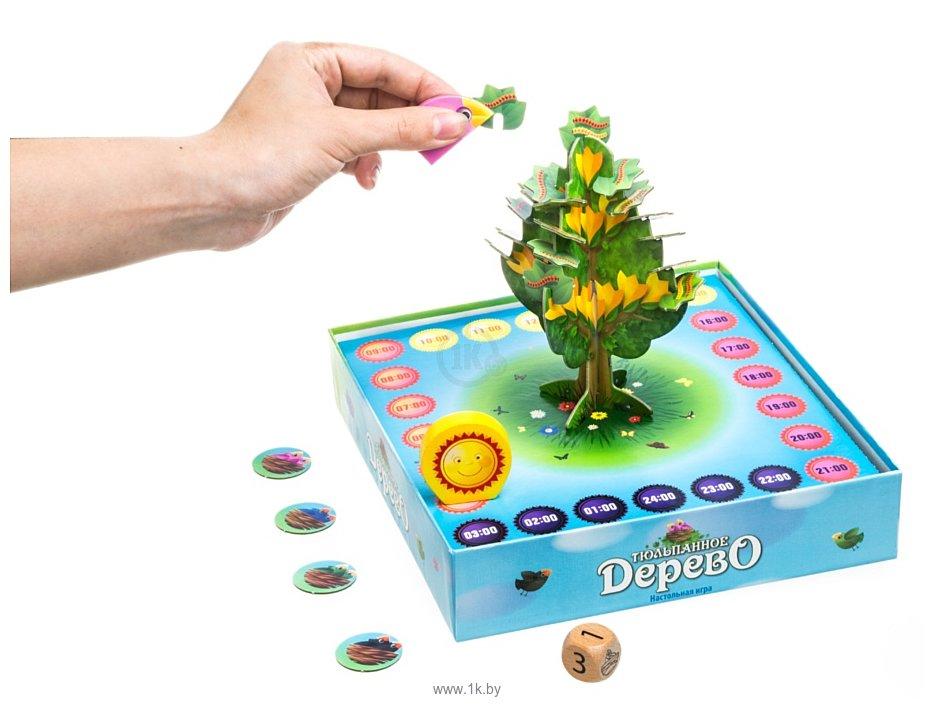 Фотографии Step Puzzle Тюльпанное дерево