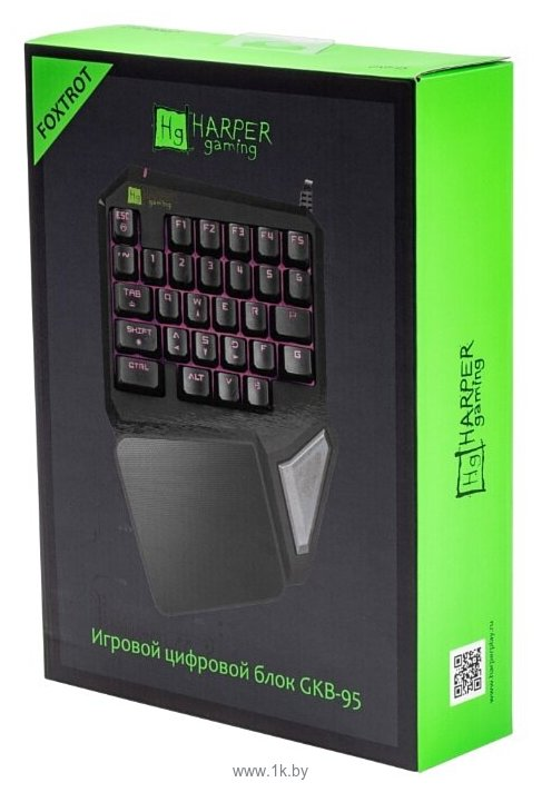 Фотографии HARPER Gaming GKB-95 Black USB