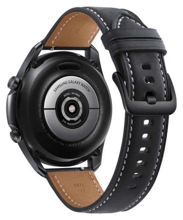 Фотографии Samsung Galaxy Watch3 Stainless Steel (45mm)