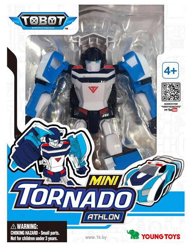 Фотографии Young Toys Tobot Athlon Mini Tornado 301069