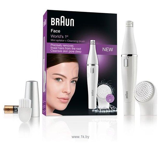 Фотографии Braun SE 810 Face