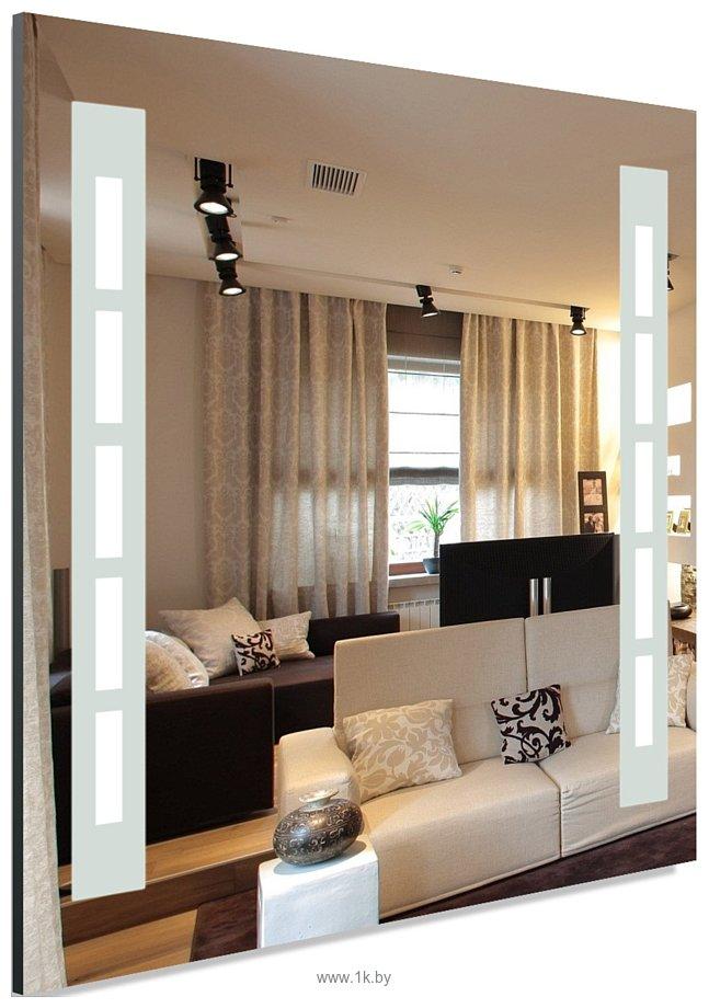 Фотографии Dubiel Vitrum Piano 50x60 зеркало (5905241000428)