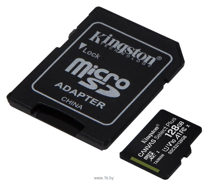 Фотографии Kingston SDCS2/128GB