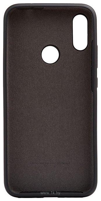 Фотографии EXPERTS SOFT-TOUCH case для Xiaomi Mi A3/Mi CC9e (черный)