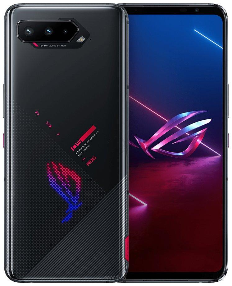 Фотографии ASUS ROG Phone 5s ZS676KS 16/512Gb