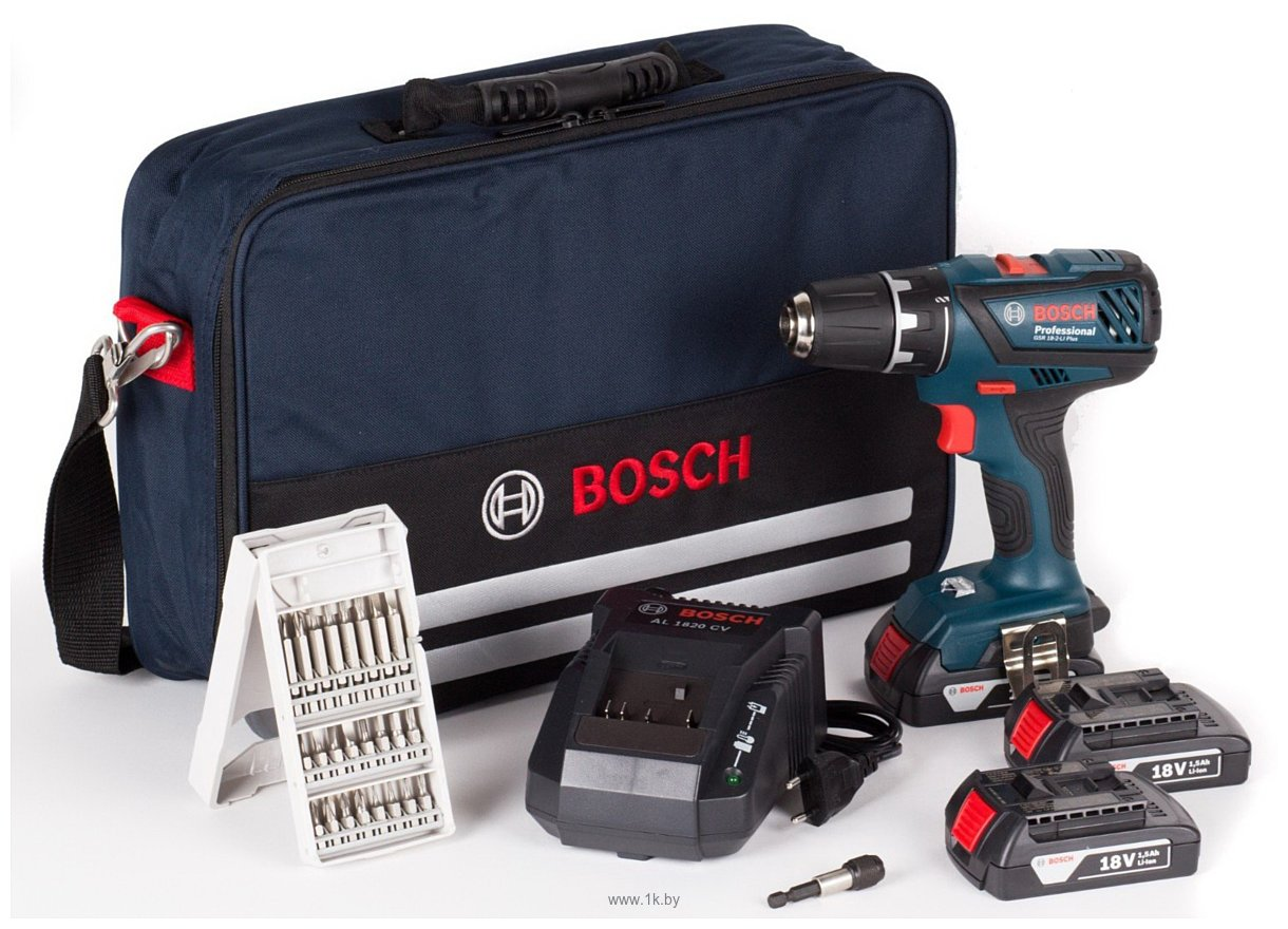 Фотографии Bosch GSR 18-2-LI Plus (06019E6101)