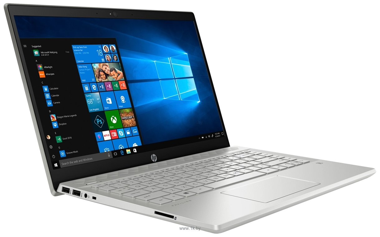 Фотографии HP Pavilion 15-cs1001ur (5CT43EA)