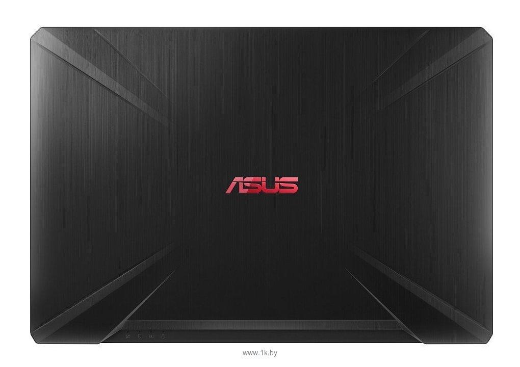 Фотографии ASUS TUF Gaming FX705GE-EW136