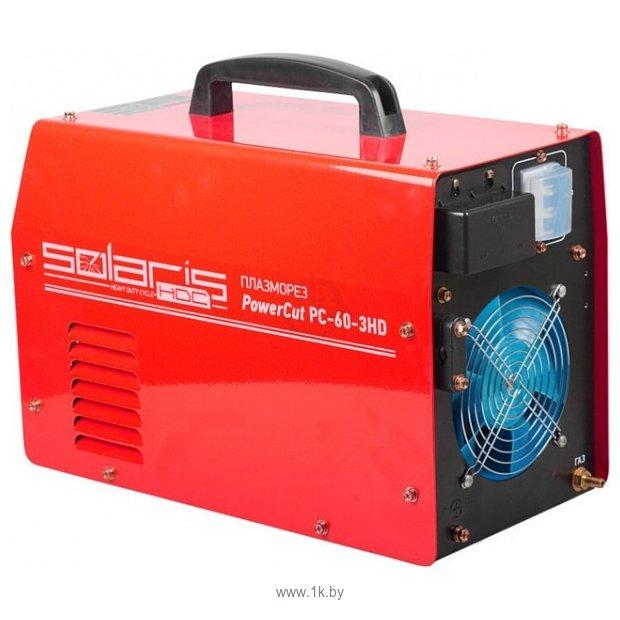 Фотографии Solaris PowerCut PC-60-3HD + AK