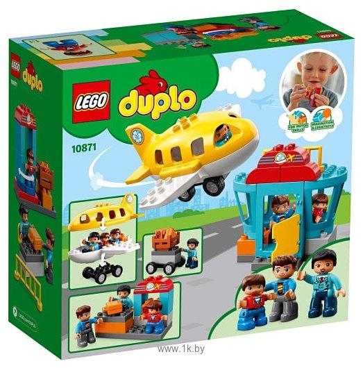 Фотографии LEGO Duplo 10871 Аэропорт