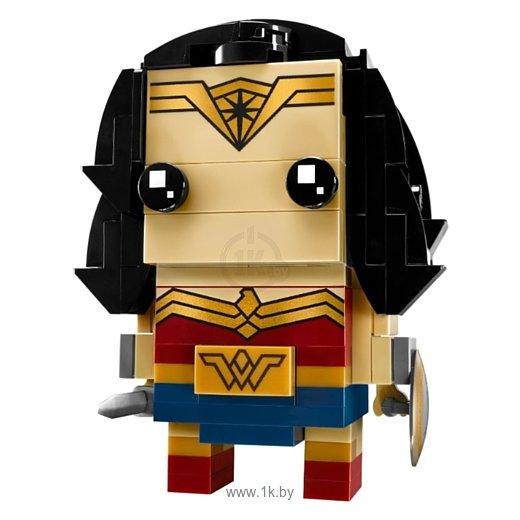 Фотографии LEGO BrickHeadz 41599 Чудо-женщина