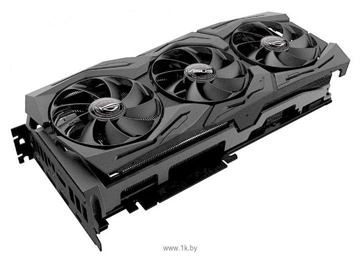 Фотографии ASUS GeForce RTX 2070 8192MB Strix Gaming OC (ROG-STRIX-RTX2070-O8G-GAMING)