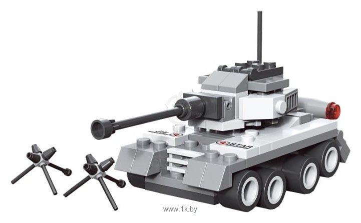 Фотографии Jie Star Military 23030 Танк