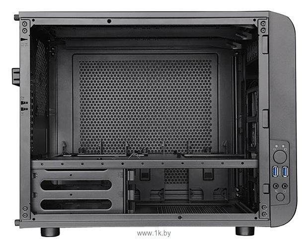 Фотографии Thermaltake Core V21 CA-1D5-00S1WN-00 Black