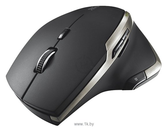 Фотографии Trust Evo Advanced Wireless Laser Mouse Black USB